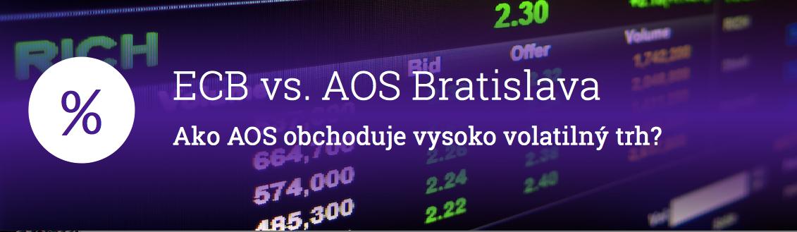 ECB vs. AOS Bratislava