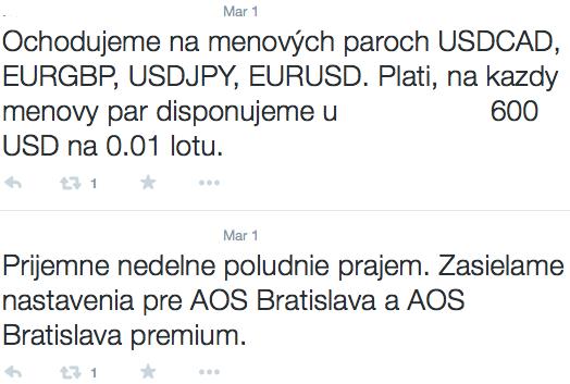 AOS Bratislava Premium