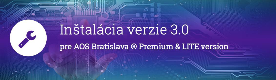 Update AOS Bratislava 3.0 - ako update implementovať v MT4